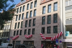 Neubau Buero- & Wohnhaus mit_REWEmarkt
