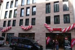 Neubau Buero- & Wohnhaus mit REWEmarkt