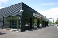 Neubau Porsche-Service-Zentrum-Nürnberg-Südwest