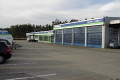 Neubau Werkstatt PointS Feucht