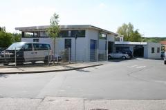 Neubau Werkstatt CarDesign Heroldsberg
